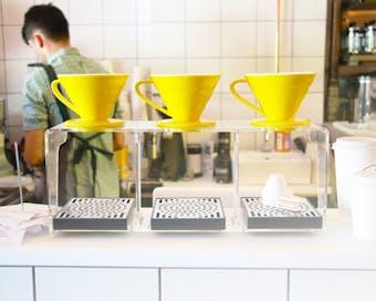 Hard Pressed Coffee