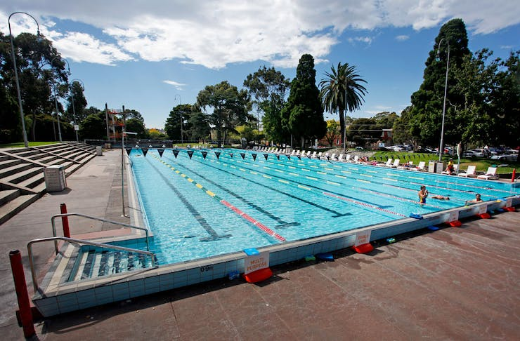 Harold holt swim centre s iconic diving tower is set to - Nsw government swimming pool register ...