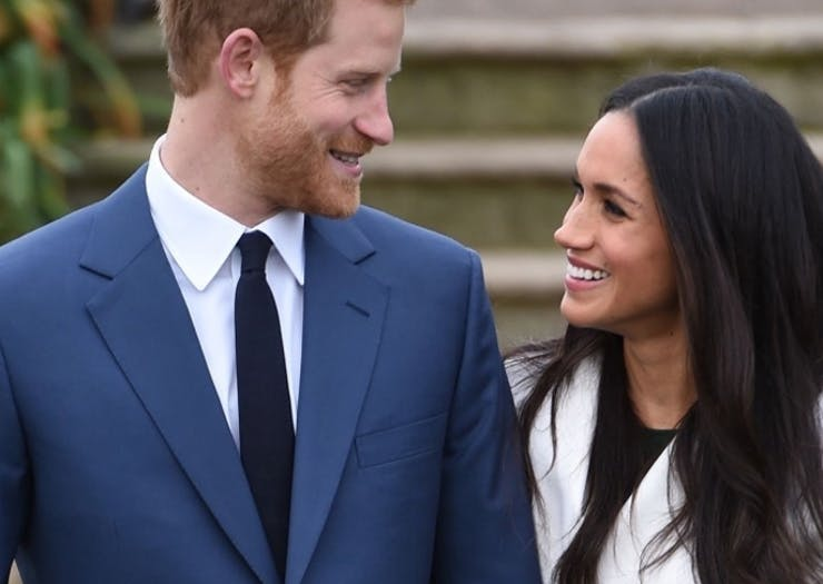 It's Official: Meghan & Harry Are Coming To Australia!