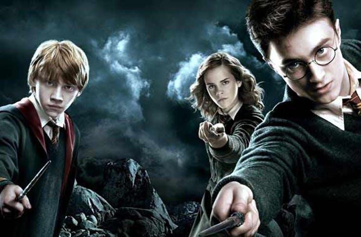 OMG Guys. Auckland's Getting A Harry Potter Movie Marathon!