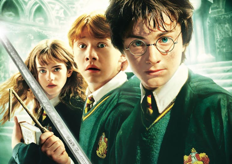 Three New Harry Potter Books Are Being Released in October