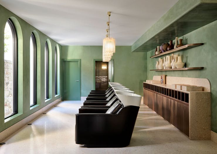 Take Your Hair On A Holiday, This Iconic Sydney Salon Has Had A Stunning Redesign