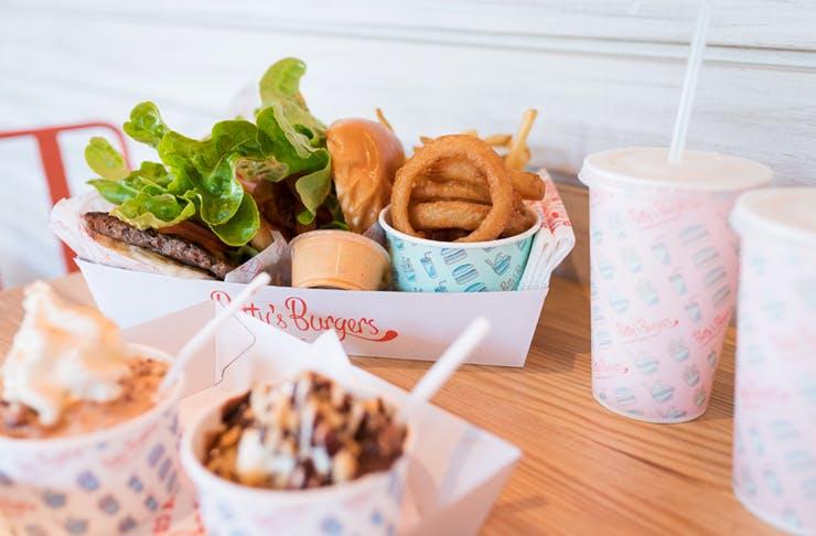 Betty's Burgers Sydney