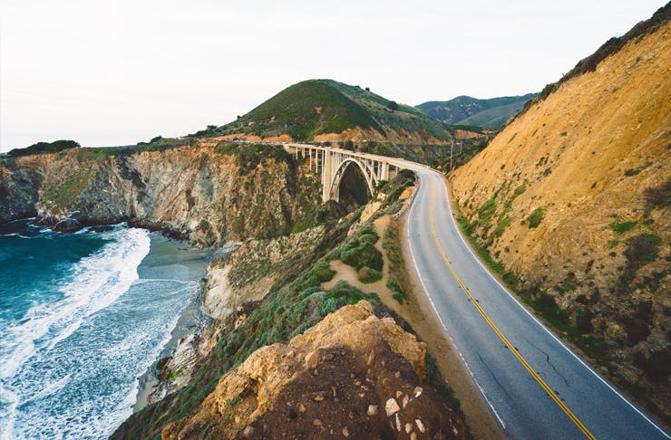 All The Spots You Need To Stop On Your Californian Road Trip