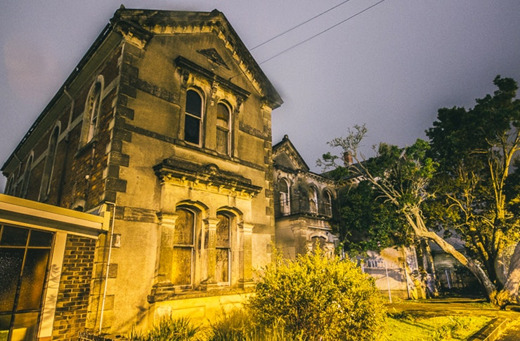 Get Spooked Auckland S Haunted Spots Urban List Nz