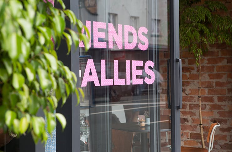 hello friends and allies review, hello friends and allies menu, hello friends and allies opening hours, best cafe epsom