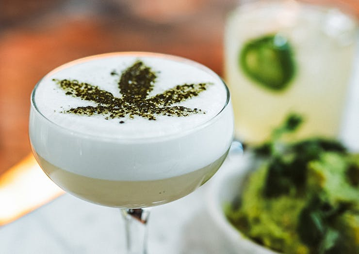 Spice Up Your Valentine's Day With These Cannabis-Infused Gins