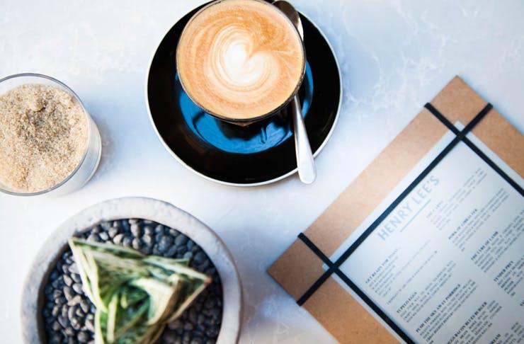 henry lee's cafe in Redfern