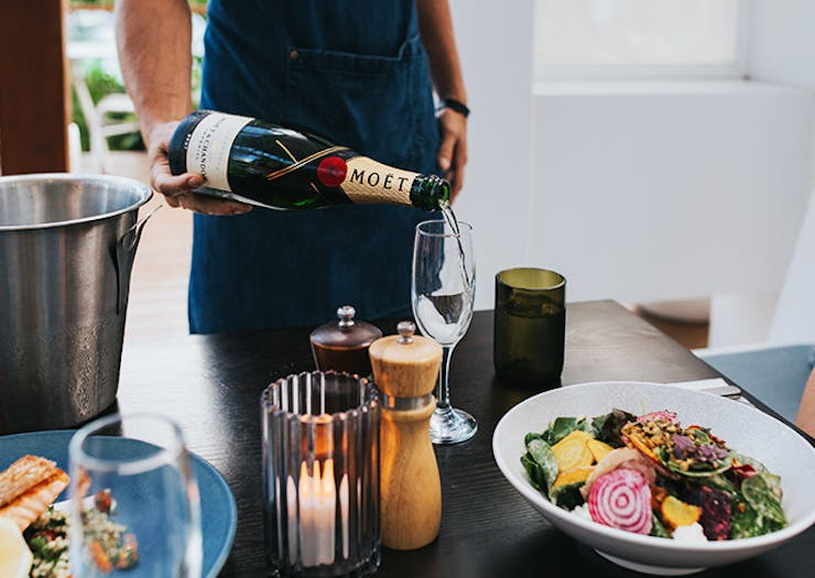 ICYMI: The Gold Coast Has A Revamped Outdoor Champagne Luncheon