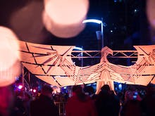 PSA: Melbourne's Late-Night Fire Festival Is Back
