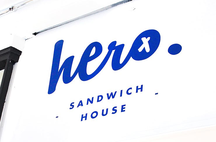 New Opening: Hero Sandwich House