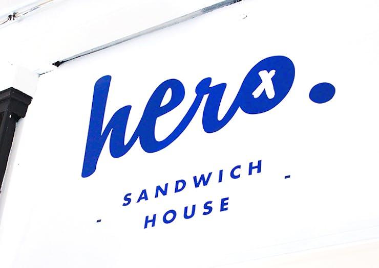 New Opening: Hero Sandwich House