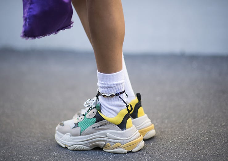 The Case For Those New Season Chunky Sneakers