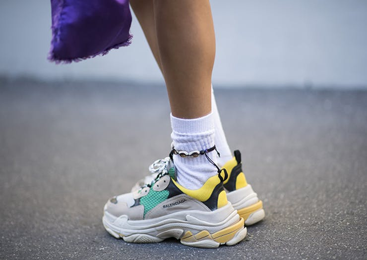 Splurge Sesh | The Case For Those Exxy Chunky Sneakers