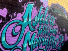 You Can Now Gift Your Friends Custom Street Art In Hosier Lane For Their Birthday