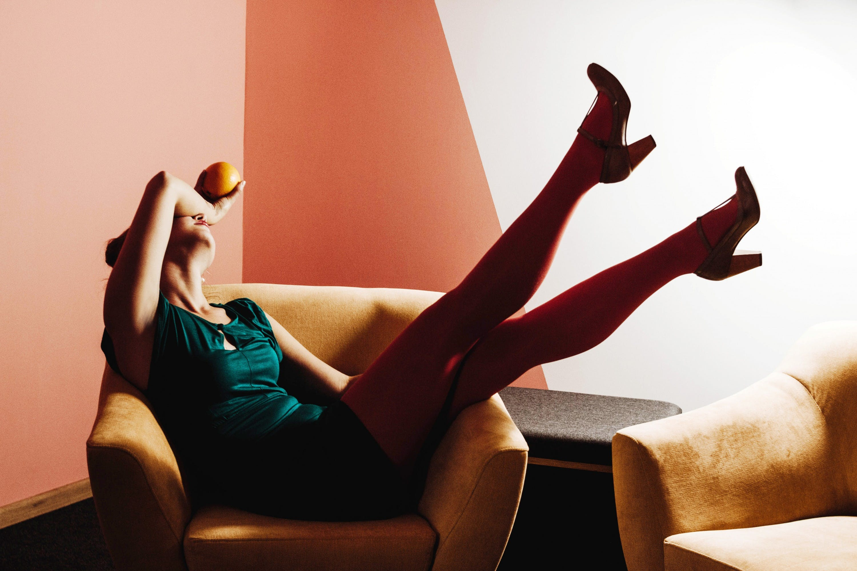 Fashion Edit | Coloured Stockings