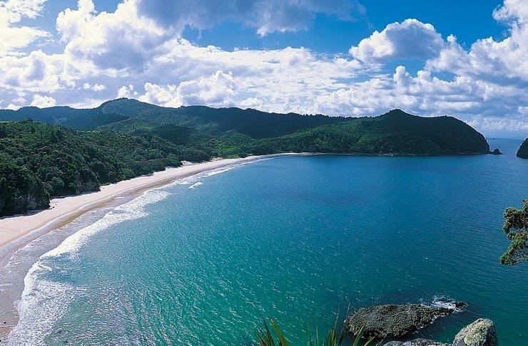 New Zealand's Best Hidden Beaches