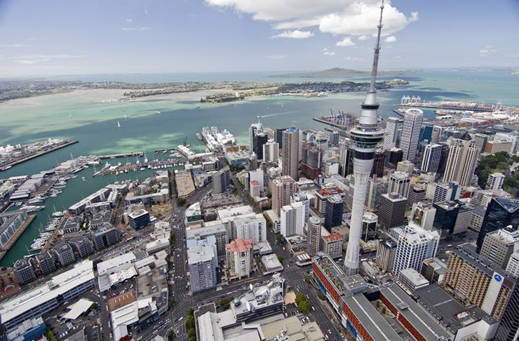 best views in auckland, rock climbing auckland, high ropes auckland, skytower auckland