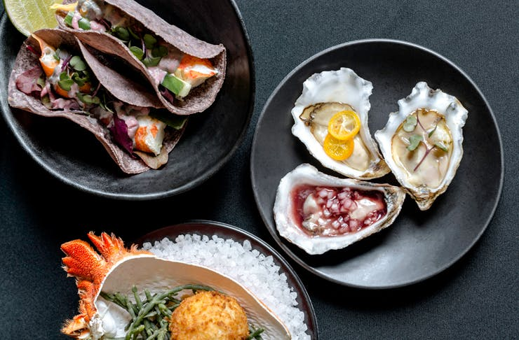 Seafood High Tea Is Now A Glorious Reality In Melbourne
