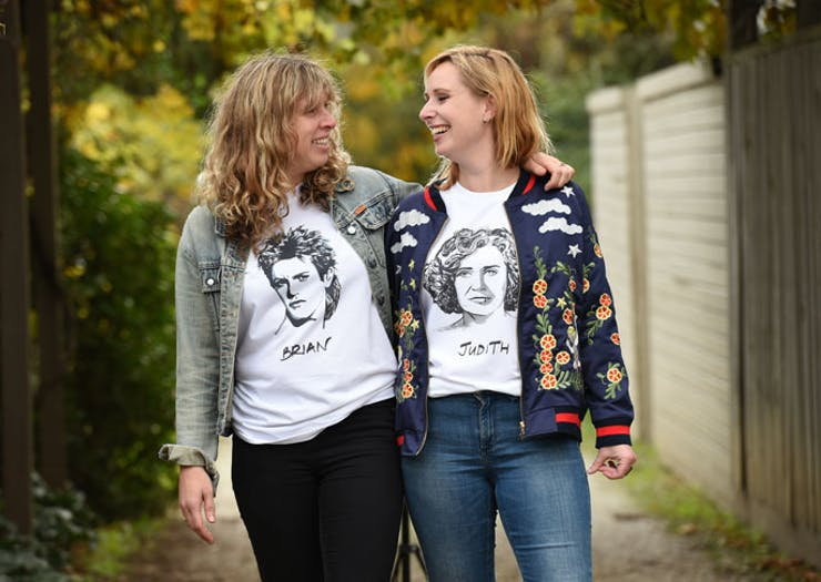 This Melbourne Based T-Shirt Label Is Putting Your Fave Aussies Across Your Chest