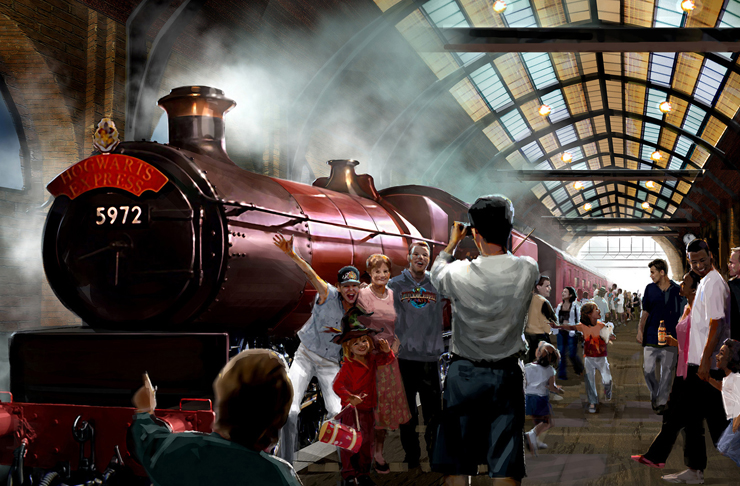 Butter Beer At The Ready | Harry Potter World Is Coming To New Zealand