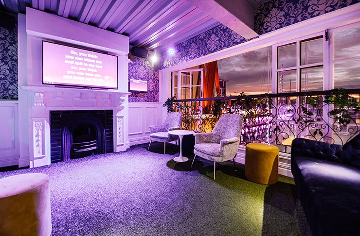 Get Ready To Sing Your Heart Out At This New Karaoke Venue