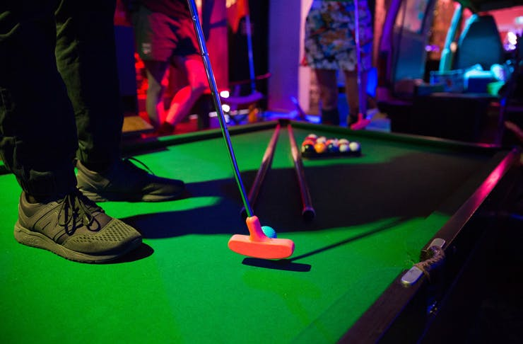 Every Mini Golf Course In And Around Melbourne