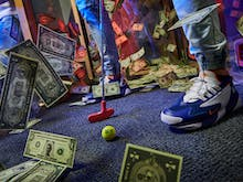 Gear Up, Holey Moley Is Opening A Second Insane Mini Golf Bar In The CBD