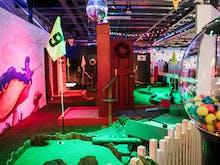 Where To Play Mini Golf On And Around The Sunshine Coast