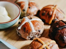 Where To Find Melbourne's Best Hot Cross Buns