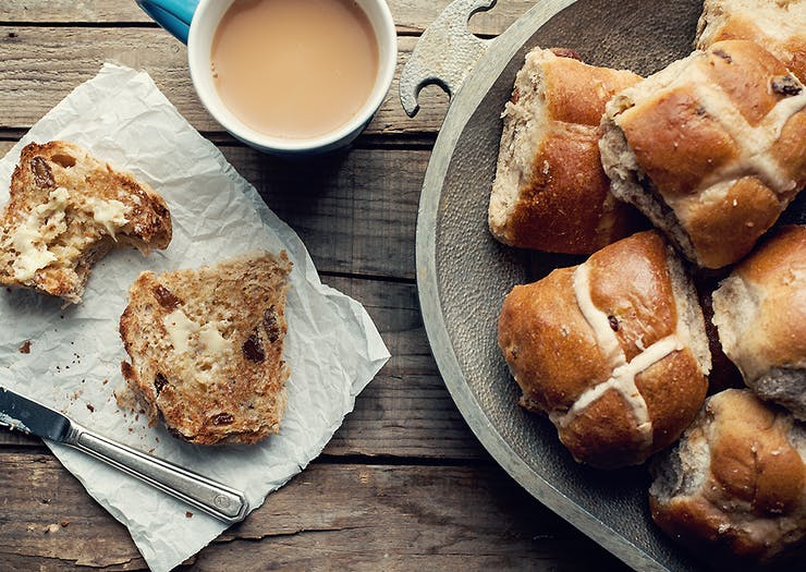 Pimp My Hot Cross Buns | How To Take Your Easter Treat Next Level