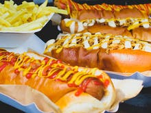 A Hot Dog Eating Competition Is Coming And Here's Where You Can Sign Up