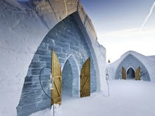 Here's The Rundown On Canada's Only Ice Hotel