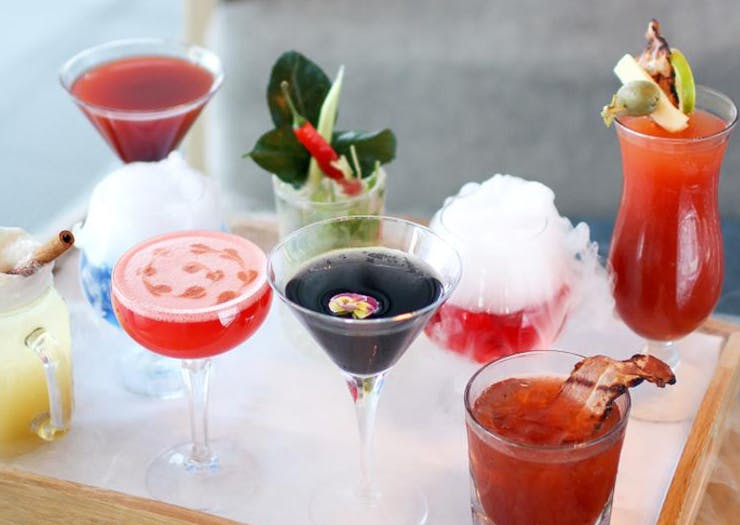 Auckland's Best Hotel Bars