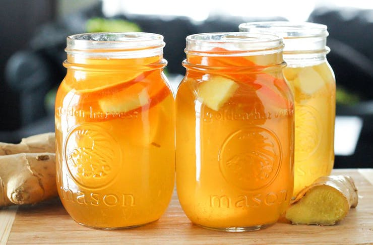 how to brew you own kombucha, make your own kombucha, kombucha auckland, DIY kombucha