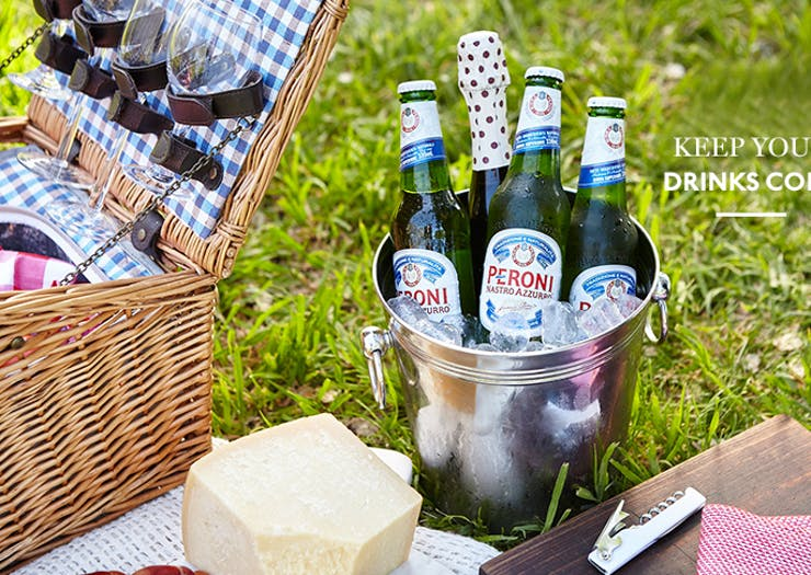 How to throw a picnic