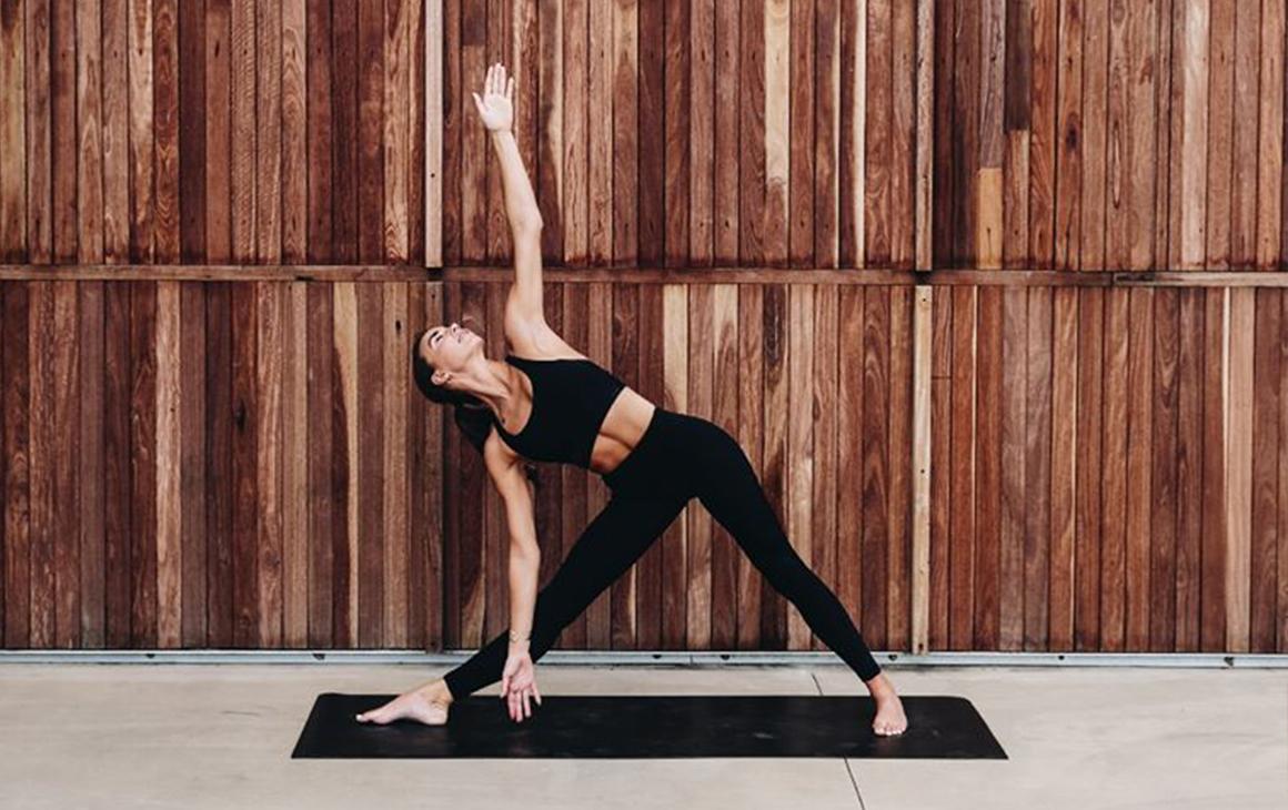 yoga at howard smith wharves