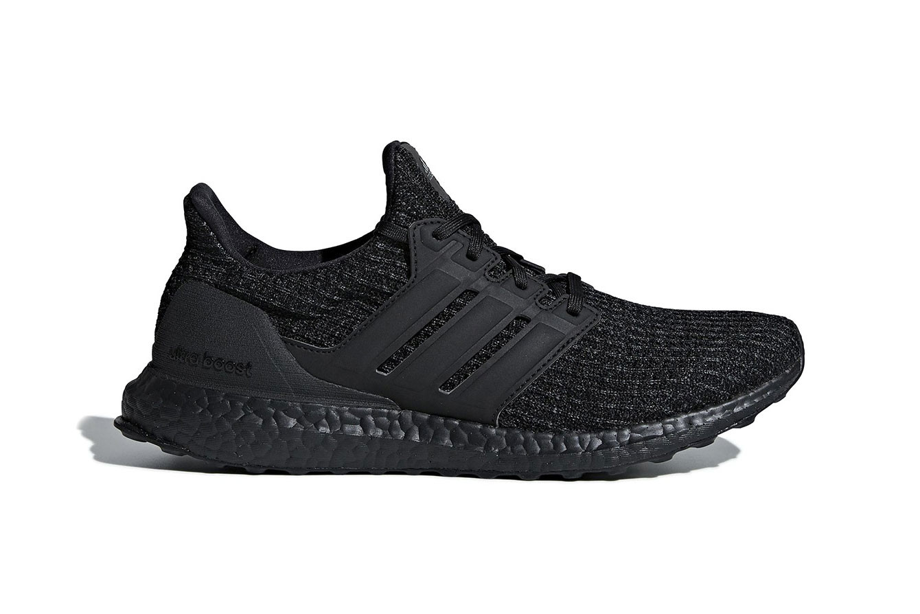 "reputable site 54704 f1a77 adidas UltraBOOST 4.0 ""Triple Black"""