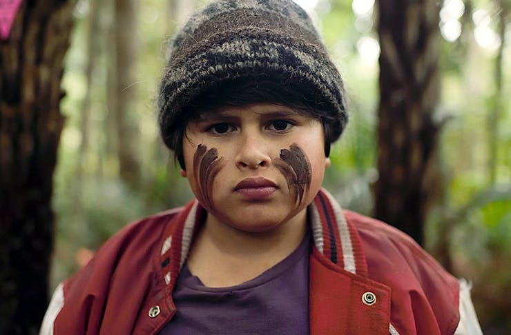 Hunt for the Wilderpeople review, Taika Waititi new movie, New Zealand film, Kiwi movie, Sam Neill, Julian Dennison