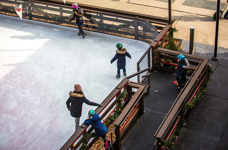 The Best Places To Go Ice Skating In Melbourne