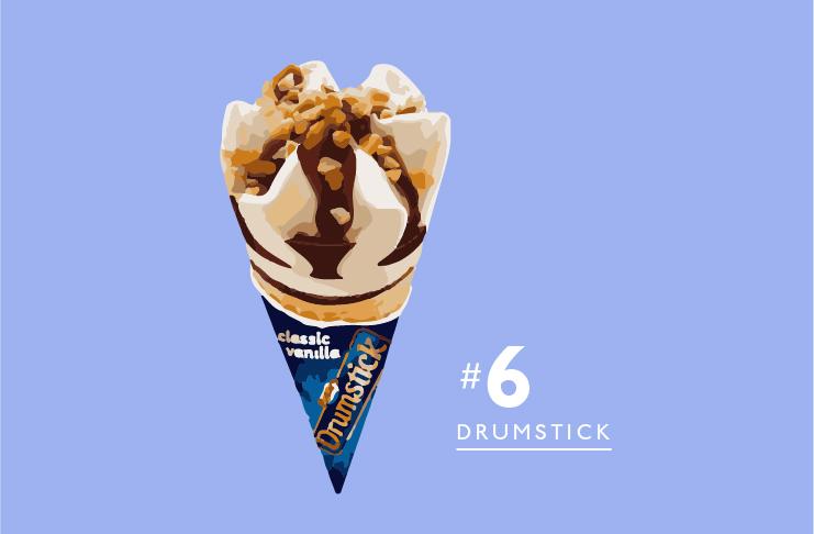 #6 Drumstick