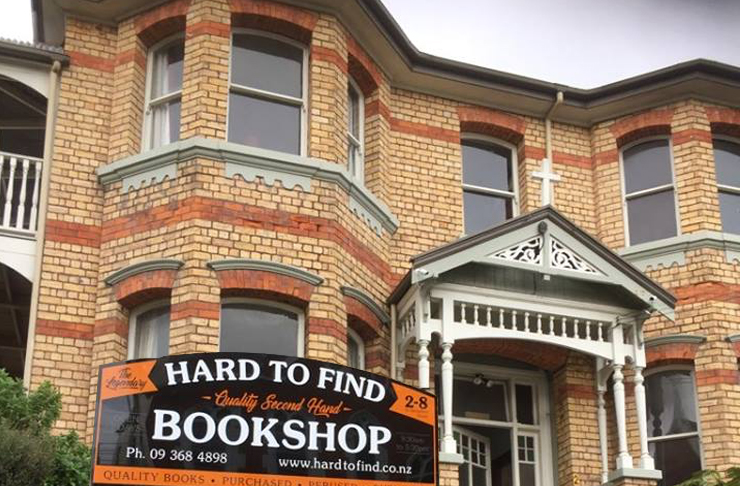 Auckland's Best Bookstores