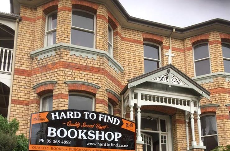 Iconic Auckland Bookstore Has A New Location