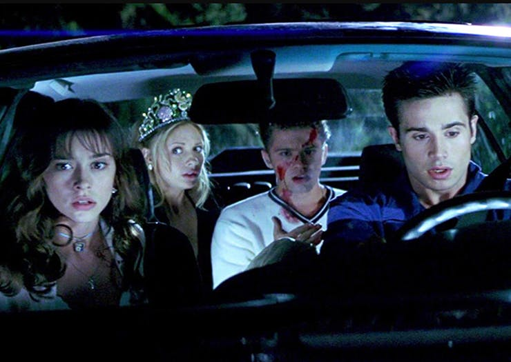 Get Your Sexy Slasher Fix, The Writers Of Gossip Girl Are Rebooting I Know What You Did Last Summer