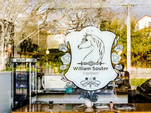 William Souter Espresso, Forrest Hill