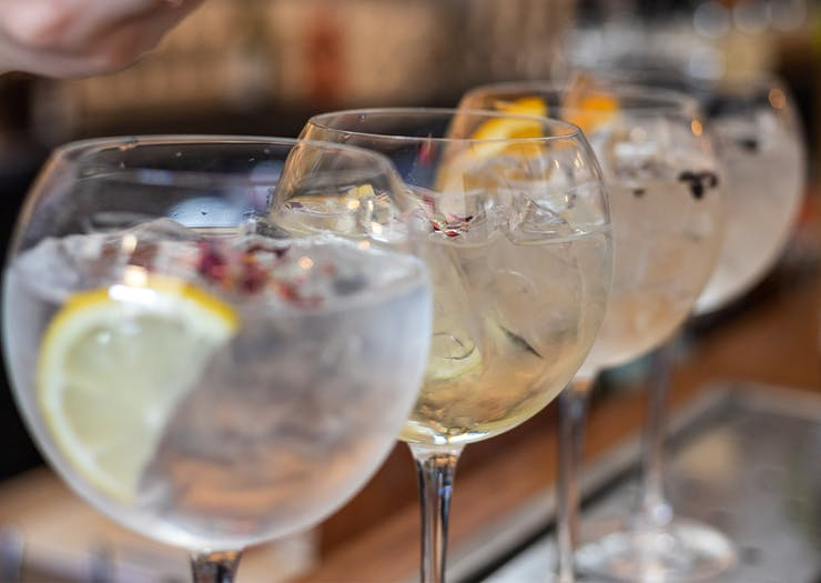 Stock Up On Tonic, Brisbane's Newest Distillery Makes Gin Out Of Wine