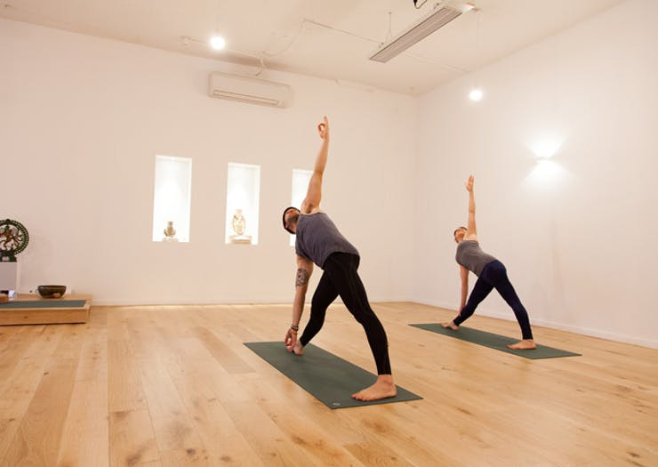 Best yoga in Sydney