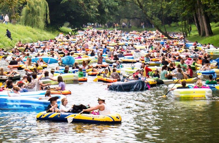 inflatable regatta melbourne