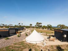 Inside Gippsland's New Luxurious Glamping Village