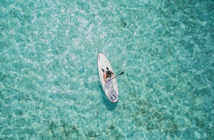 Where to SUP Brisbane, Stand Up Paddle Board Brisbane, Brisbane SUP
